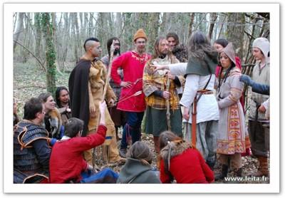 Négociation avec les Béothuks
