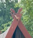 Tentes sculptées