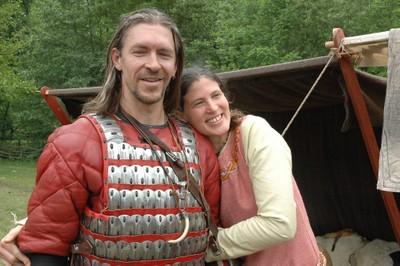 Sviatoslav et Anne Charlotte