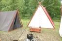 La tente cathédrale