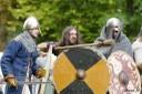 Guillaume, Deneg et Sygthir au combat