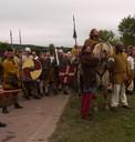 Arrivée du roi Harald à la belle chevelure