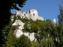Le site (château Gaillard)
