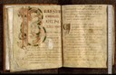 Paris, Bibl. Sainte-Geneviève, ms. 1186, f. 015v-016 - vue 1