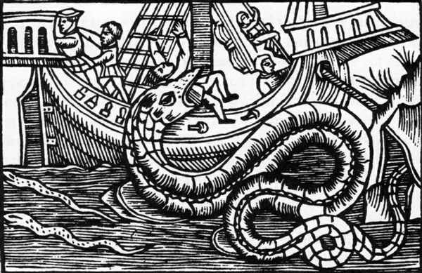 Illustration de Olaus Magnus