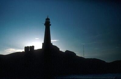 Le phare de Skomvær (Rofstad)