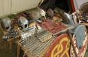 Présentation de l'armement des vikings